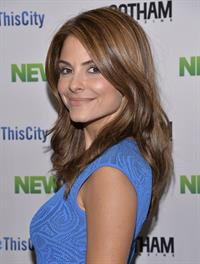 Maria Menounos NewYork.com Connected To Everything Launch Party in New York on May 29, 2013