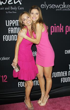 Maria Menounos 8th Annual Pink Party in Santa Monica 10/27/12