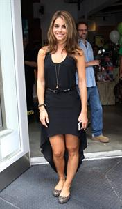 Maria Menounos - Out in Soho July 31, 2012