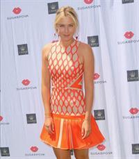 Maria Sharapova 'Sugarpova' launch at Crown Entertainment Complein Melbourne January 11, 2013