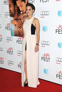 Marion Cotillard - Rust And Bone premiere At The 2012 AFI FEST November 3, 2012