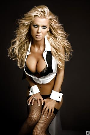 Tara Reid nude for Playboy January/February 2010