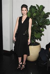 Mary Elizabeth Winstead Dom Perignon And W Magazine Celebrate The Golden Globes At Chateau Marmont, Jan 12, 2013