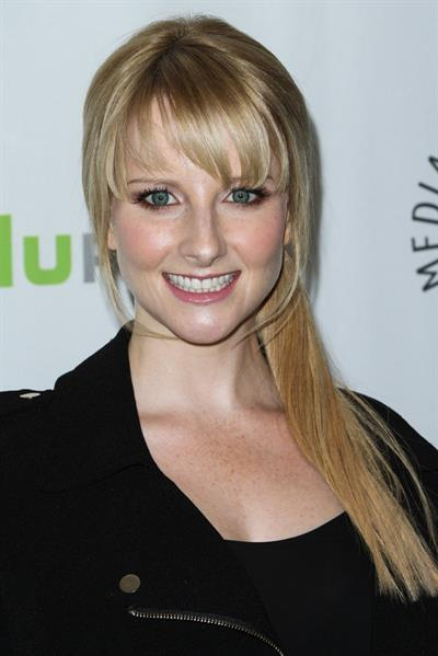 Melissa Rauch - 30th Annual PaleyFest - at Saban Theatre in Beverly Hills on March 13, 2013
