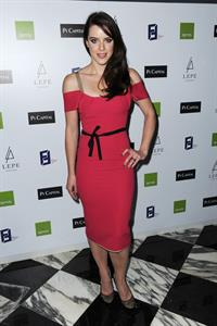 Michelle Ryan - at UK Creatives Drinks Reception - July 30, 2012