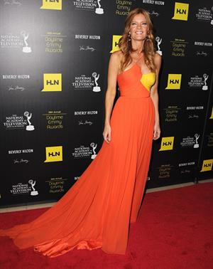 Michelle Stafford attends 39th Annual Daytime Emmy Awards at The Beverly Hilton Hotel on June 23, 2012 in Beverly Hills, California