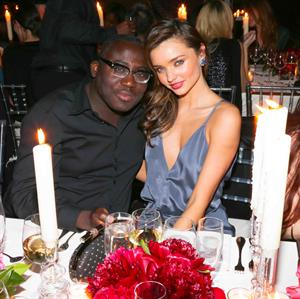 Miranda Kerr W Magazine's 40th Anniversary Dinner in NY 11/15/12