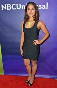 Monica Raymund NBC Universal TCA Summer Press Tour (July 24, 2012)