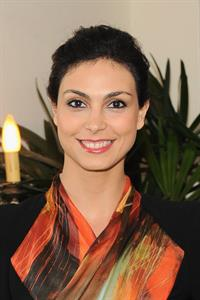 Morena Baccarin W Magazine and Dom Perignon's Pre-Golden Globes Party in Los Angeles - January 12, 2013