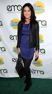 Nadia Bjorlin Green Works New Campaign Launch in LA 1/23/13