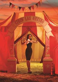 Natalia Oreiro. Las Oreiro Spring/Summer 2012