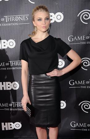 Natalie Dormer  Game Of Thrones  The Exhibition New York Opening -- Mar. 27, 2013