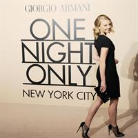 Natalie Dormer Armani - One Night Only New York -- Oct. 24, 2013