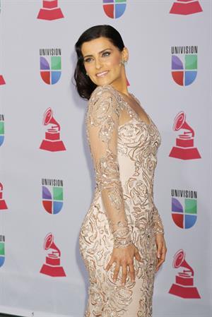 Nelly Furtado 13th Annual Latin GRAMMY Awards - Press Room (November 15, 2012)