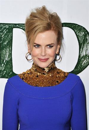 Nicole Kidman 'Stoker' screening in London 2/17/13