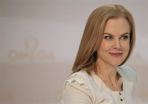 Nicole Kidman Omega Ladymatic promotional press conference in Vienna, Austria -- Mar. 24, 2013