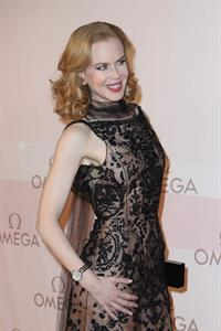 Nicole Kidman Omega Gala 'La Nuit Enchantee' in Vienna, Austria on Mar. 24, 2013