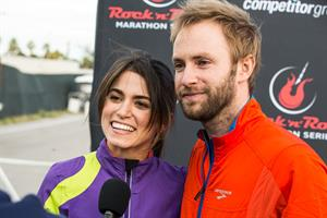 Nikki Reed at Zappos.com Rock 'N' Roll Las Vegas Marathon in Las Vegas - Dec. 2, 2012