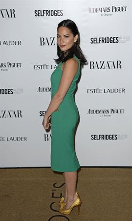 Olivia Munn Harper's Bazaar Women of the Year Awards in London, November 5, 2013