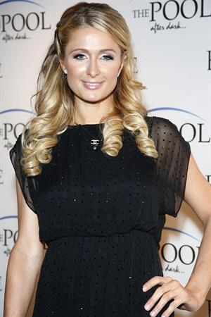 Paris Hilton 12th Anniversary of the Harrahs Casino in Atlantic City 04.05.13