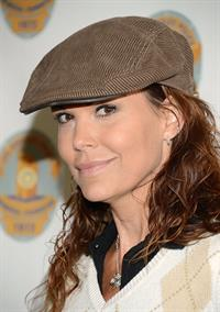 Paula Trickey Los Angeles Police Celebrity Golf Tournament & Family Fun Day (Oct 13, 2012)