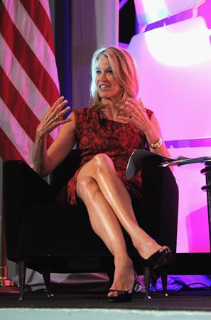 Paula Zahn WICT Leadership Conference Day 2 (September 11, 2012)