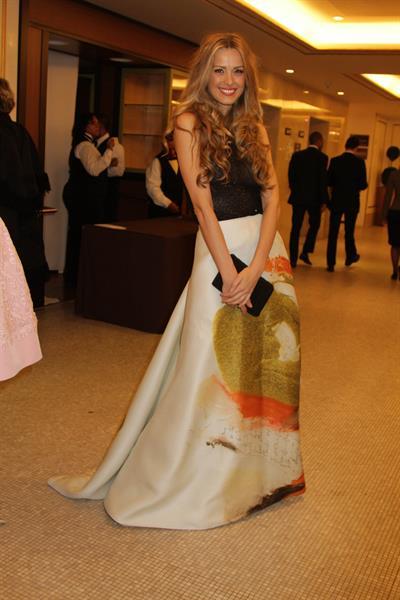 Petra Nemcova - Bergdorf Goodman 111th Anniversary Celebration October 18, 2012