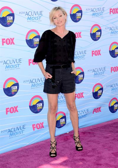 Portia de Rossi - 2012 Teen Choice Awards in Universal City (July 22, 2012)