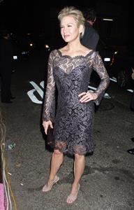 "Renee Zellweger at the New York premiere of the Lifetime TV movie ""Living Proof"" September 24, 2008"