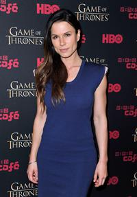 Rhona Mitra - HBO Celebrates  Game Of Thrones  at WIRED Cafe at Comic-Con in San Diego (13 Jul 2012)