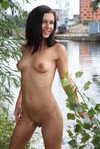 Kara Rosemary in  Gone Fishing  for Erotic Beauty