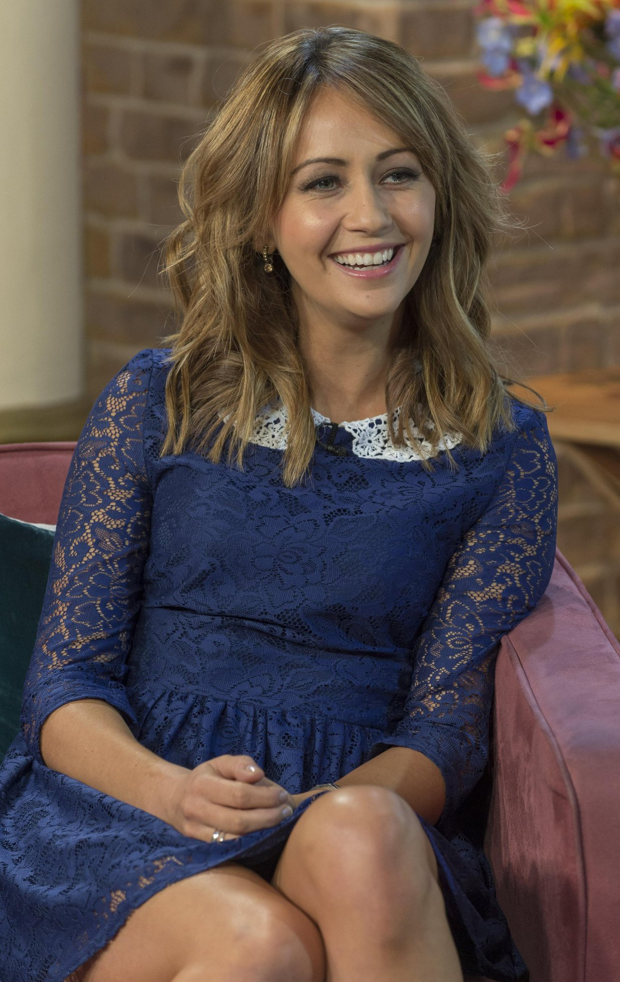 Samia Ghadie On This Morning - October 5, 2012
