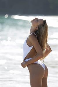 Maya Stepper in a bikini - ass