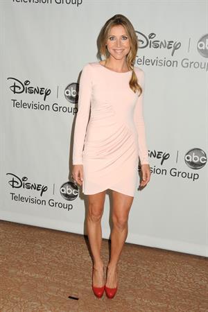 Sarah Chalke - 2012 TCA Summer Press Tour - Disney ABC Television Group Party - 27 July, 2012