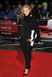 Sarah Gadon Premiere of 'Antiviral' during the 56th BFI London Film Festival at Odeon West End - October 13,2012