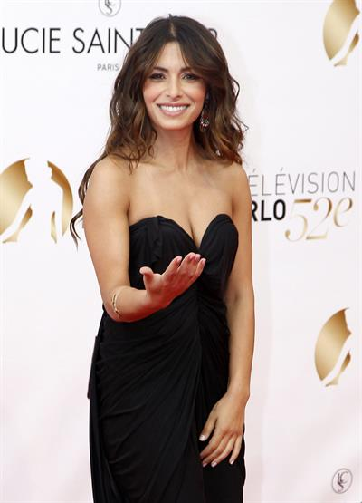 Sarah Shahi - 52nd Monte Carlo TV Festival Opening Ceremony in Monaco June 10, 2012