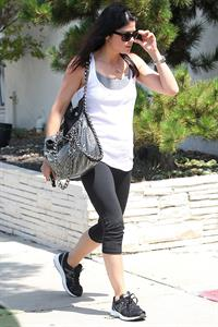 Selma Blair LA Candids July 5th, 2012