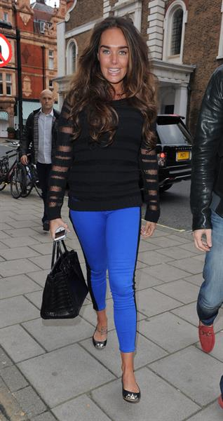Tamara Ecclestone At KAI restaurant in London - November 9, 2012
