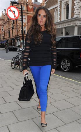 Tamara Ecclestone At KAI restaurant in London - November 9, 2012