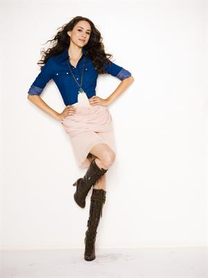Troian Bellisario - Seventeen's Style Stars Photoshoot 2010
