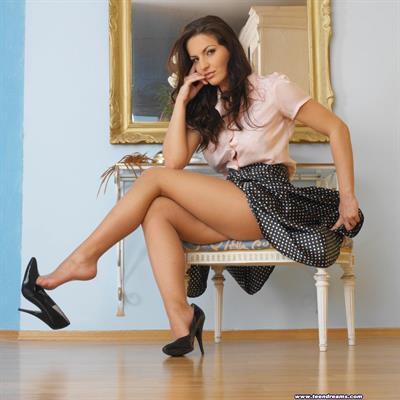 Andrea Krumlova - ass