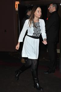 Vanessa Demouy Un Prince (Presque) Charmant - Paris Premiere (Dec 17, 2012)