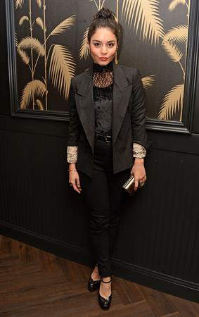 Vanessa Hudgen's 'Seven Psychopaths' screening in New York City on October 10, 2012