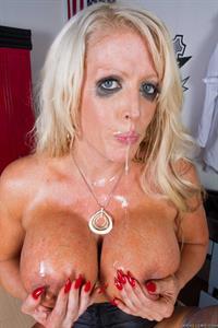 Alura jensen - breasts