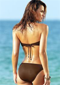 Fernanda Mello in a bikini - ass