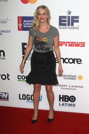 Reese Witherspoon at 4th Biennial Stand Up To Cancer SU2C  September 5, 2014