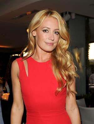 Cat Deeley at Television Academys 66th Emmy Awards Performance Nominee Reception on August 23, 2014