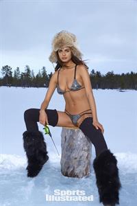 Bojana Krsmanovic in a bikini