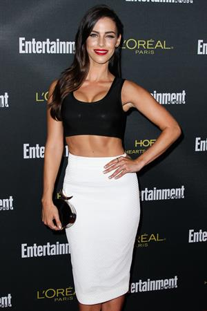 Jessica Lowndes at 2014 Entertainment Weekly Pre-Emmy Party August 23, 2014
