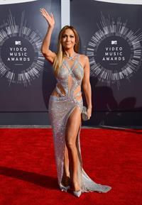 Jennifer Lopez at 2014 MTV Video Music Awards, Inglewood August 24, 2014
